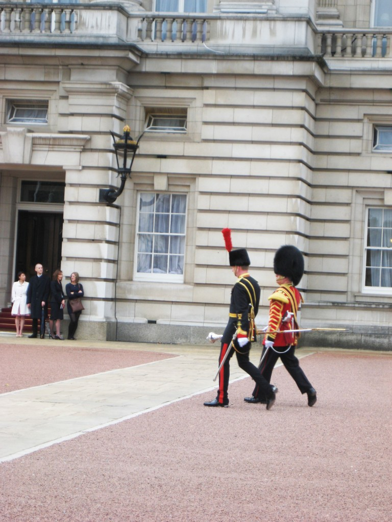 Changing of the Guards at Buckingham Palace 3