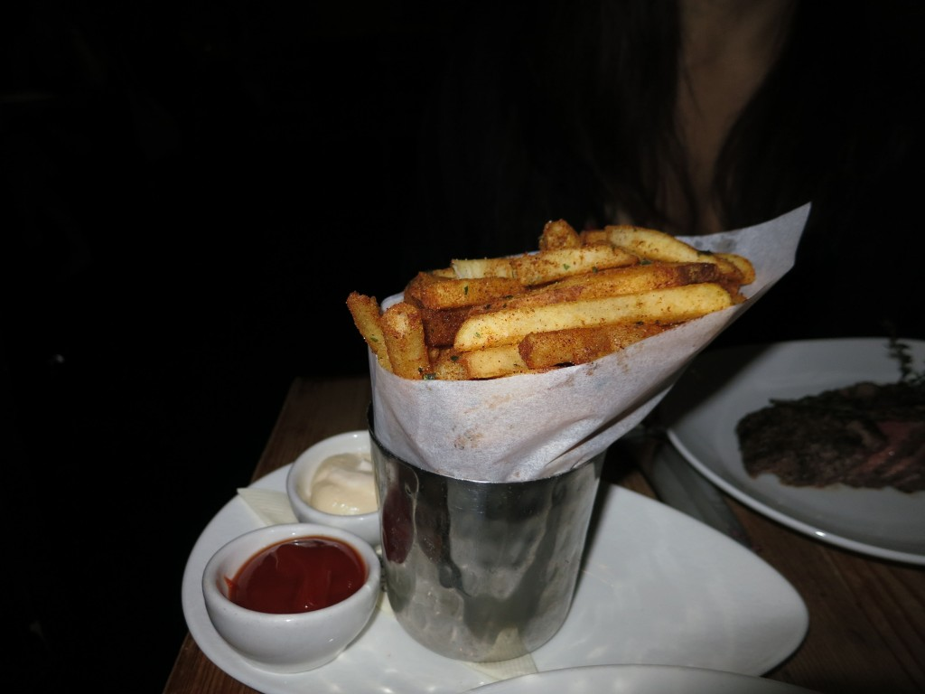 Fries from Beauty and Essex