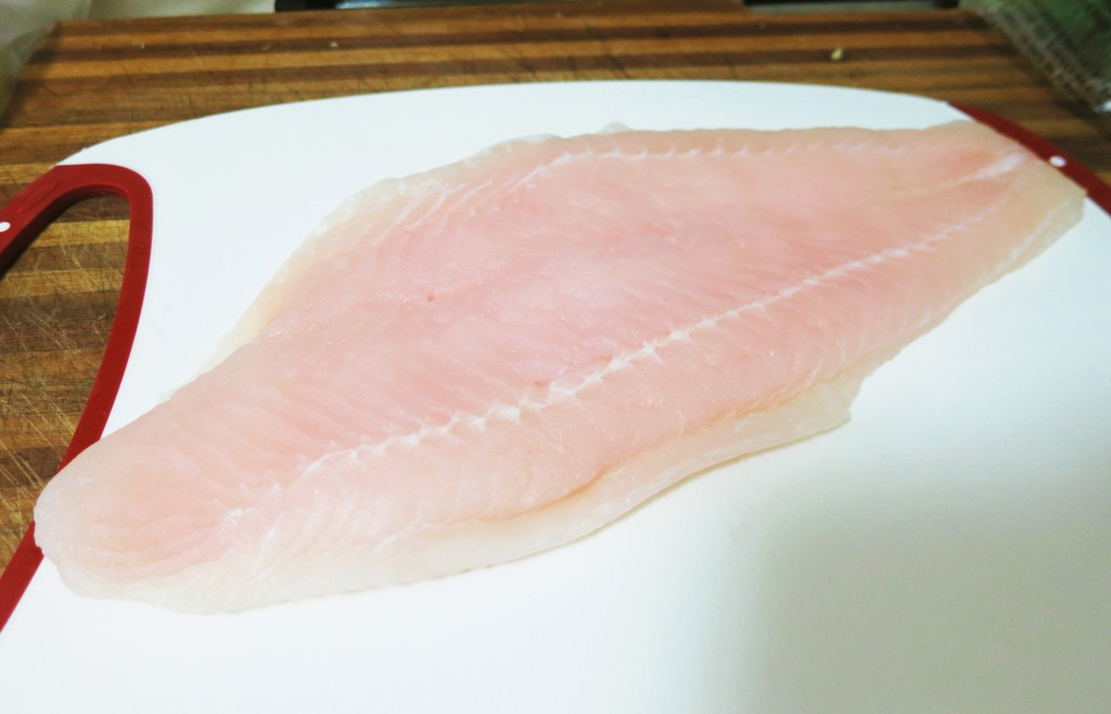 Basa Filets for Fish Escovitch