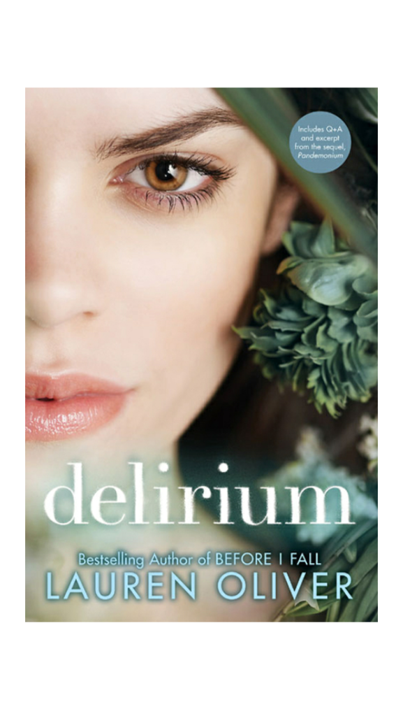 Delirium Book Cover